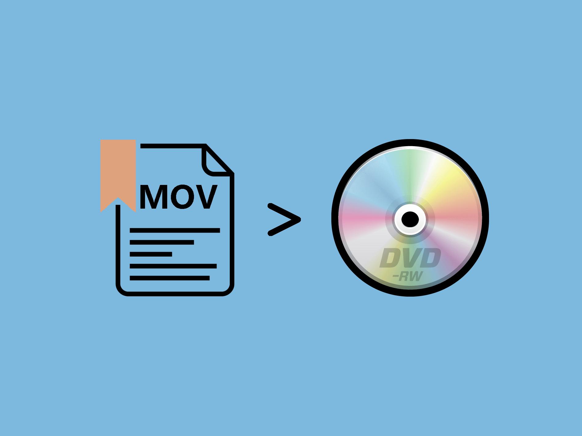 【超カンタン】QuickTimeのMOVをDVDディスクに書き込む方法